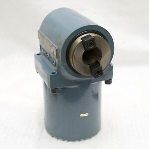 Milling Machine Accessory Right Angle Attachment For Nt30 Spindle Taper