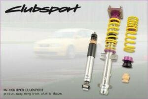 Kw Clubsport Coilover Kit Porsche 944 Incl S S2 Turbo Coupe Convertible
