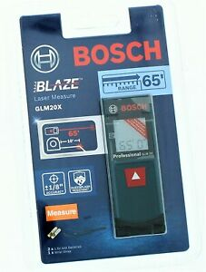 Bosch 65ft Blaze Laser Measure Glm20x