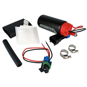 Aeromotive 340 Series Stealth Vehicle In tank Center Inlet E85 Fuel Pump System