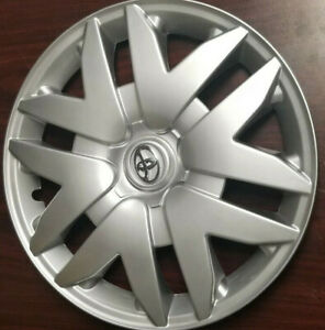 4pcs Set 16 Hubcaps Fits Toyota Sienna Camry 2004 2010 Wheel Cover 61124