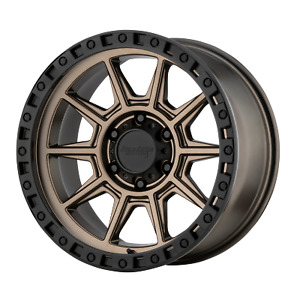 American Racing Ar202 16x8 5x5 5 0mm Bronze Black Wheel Rim 16 Inch