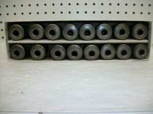 Sbc Chevy Stock Valve Springs With Retainers And Oil Shelds Used