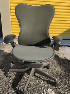Herman Miller Mirra Office Chair Adjustable Model