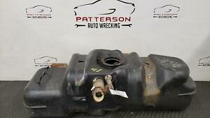 2001 Chevy S10 Plastic Fuel Gas Tank Assembly 18 5 Gallon