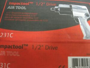 New Ingersoll Rand 1 2 Drive Air Impact Wrench 600 Ft Lbs Pn 231c