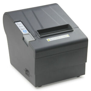 Weeius Pos Thermal Receipt Printer 80mm 3 1 8 Usb serial ethernet lan Auto Cut