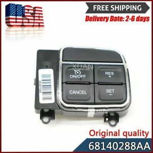 New 68140288aa Oem Cruise Control Switch For Dodge Cherokee Jeep Grand 201
