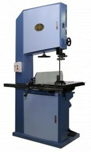 Oliver 20 Bandsaw 3hp 1ph Or 3ph W Accufence System