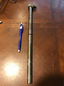 Vintage Snap On Tools Usa S15 1 2 Inch Drive Sliding T Handle Head Breaker Bar