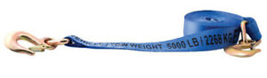 Erickson 2 X 20 10 000 Lb Tow Strap With Safety Strap Hook Pn 9301
