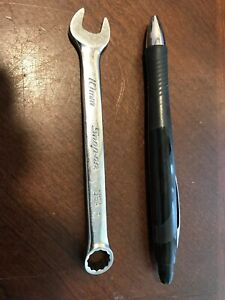 Snap On Tools Usa Buick Know how Flank Drive Metric Combo Wrench 10mm Short Oexm