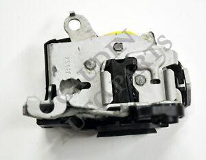 Ford Oem Front Door lock Latch Kit 6c2z1521813a
