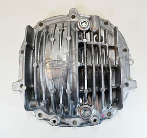 Ford Oem 11 14 Mustang Rear Axle Differential Pumpkin Cover Dr3z4033b