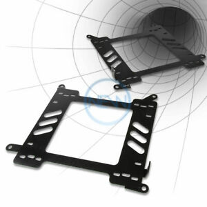 Driver Passenger Racing Seat Base Mount Bracket Adapter For 99 07 Ford Focus