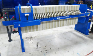 New Mw Watermark Filter Press W Plates 800mm 20 Cuft Buy Or Rent