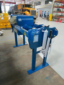 New Mw Watermark Filter Press W plates 470mm 1 Expandable To 2 Cuft buy Or Rent