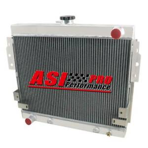 3 Row Aluminum Radiator For 1975 1978 Ford Mustang Ii 5 0l V8 302cu Cc514 Us Pro