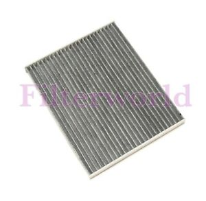 Carbonized Cabin Air Filter For Ford 15 19 Edge Lincoln 13 19 Mkz Us Seller