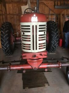 1957 58 Farmall 450 Tractor For Sale By Owner