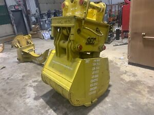 Komatsu Pc200 Ec210 Clam Bucket Grapple Hitachi Zx200 Cat 320 John Deere