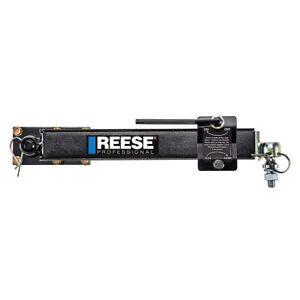 Reese 83660 Adjustable Trailer Pro Series Hitch Value Friction Sway Control