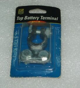 Top Post Battery Terminal Clamp Clips Positive Or Negative Connector End