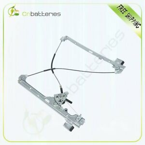 Window Regulator Without Motor Front Left For Chevrolet Silverado 1500 1999 2006