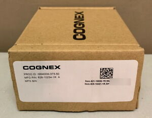 New Cognex Is8400m 373 50 W Patmax Redline Insight Vision Camera Guaranteed