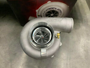 Precision Turbo Turbo Billet 6768 Journal Bearing T4 81 V Band blow Out