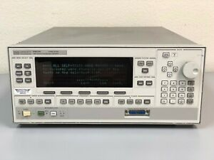 Keysight Hp 83623a Synthesized Sweeper 10 Mhz 20 Ghz High Power W 001 4 8