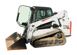 2017 Bobcat T650 Skid Steer Loader