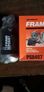 Lot Of 9 Fram Ps8487 Fuel And Water Snap lock Separators