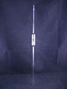 Fisher Glass Class A 25ml 0 03 Bulb Reusable Volumetric Pipette Pipet 13 650 sp