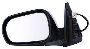 For Acura Rsx Power Heated Side Mirror 2004 2006 Driver Left Side