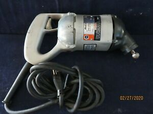 Black Decker Vibro centric Valve Seat Grinder 6320 Drill Like New Used Once