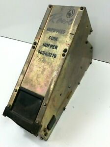 Used Rowe Improved Coin Hopper 602 50276 Chain Driven Working