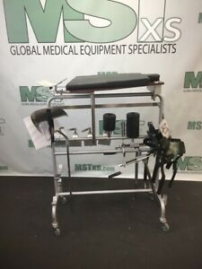 Skytron Traction Table Accessory Cart Medical Healthcare Surgical Or