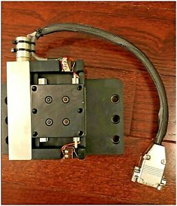 Us Eurotech Ctc 512 1 Travel Micro Positioning Stage Modified For Aerotech