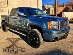 07 13 Gmc Sierra 1500 Fender Flares Oe Paintable Smooth Short Bed 5 8 Bolt On