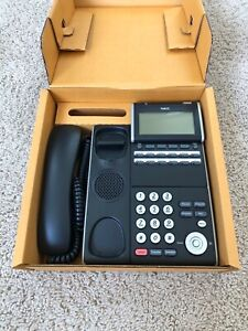 Nec Desk Phone Model Ilv xd z y bk Itl 12d 1 bk Tel Dt700 Series Phone