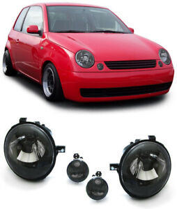 Vw Lupo Smoked Headlights Headlamps Turn Signals 1998 2005 Model