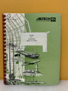 Ailtech Cp 7 Programmable Series Vii System Manual