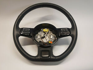 2012 2018 Vw Beetle Steering Wheel Flat Bottom Black Oem