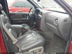 Passenger Front Seat Bucket Leather With Heated Seats Fits 04 Envoy 416697