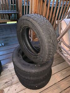 Goodyear Ultra Grip Winter 185 70r14 Snow Tire
