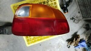 1993 1997 Honda Civic Del Sol Right Rear Taillight Tail Light Oe Oem