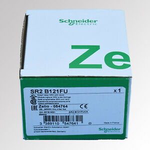 1pc New In Box Snd Zelio Plc Sr2b121fu Logic Controller Sr2 B121fu Free Shipping
