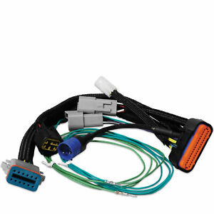 Msd 7789 Power Grid Harness Adapter Pn 7730 To Digital 7 Programmable