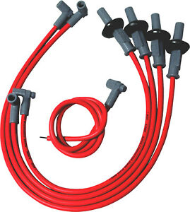 Msd 31939 Spark Plug Wire Set Vw Type 1 For Use With Pn 8485